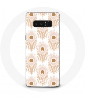 Galaxy Note 8 Case Peacock...