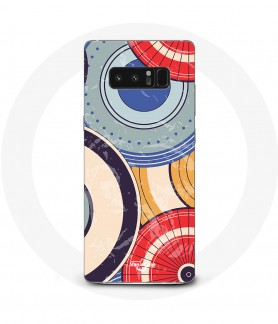 Galaxy Note 8 Pattern Case