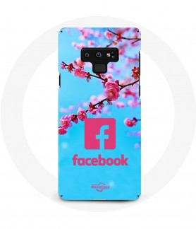 Galaxy Note 9 Facebook Case