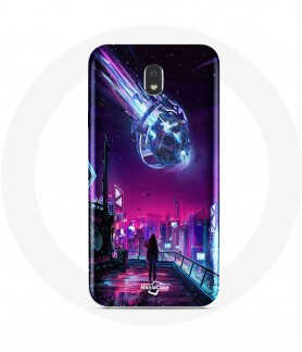 Case Galaxy J7 2017 Cyberpunk