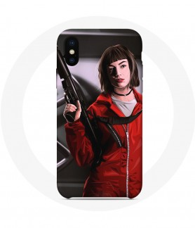 iPhone X La Casa De Papel Case