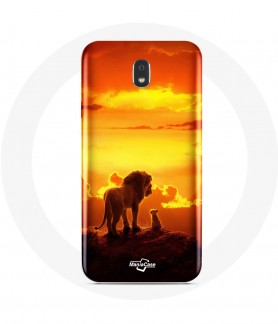 Case Galaxy J7 2017 le roi...