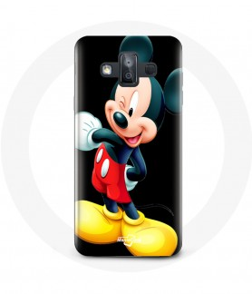 Case galaxy J7 2018 Mickey...