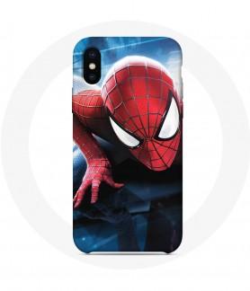 iPhone X Case Spider Man