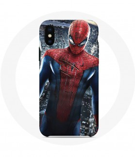 iPhone X Case Spider Man