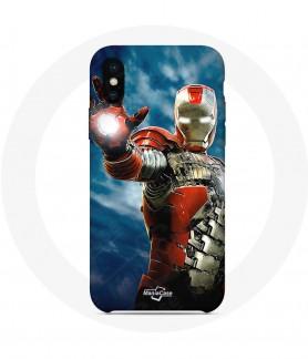 iPhone X Case Iron Man