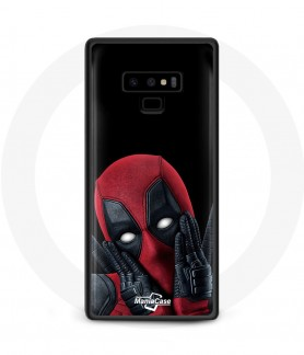 Galaxy Note 9 Deadpool Case