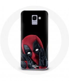 Galaxy j6 film Deadpool case