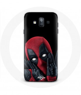 Galaxy j7 2018 Deadpool case