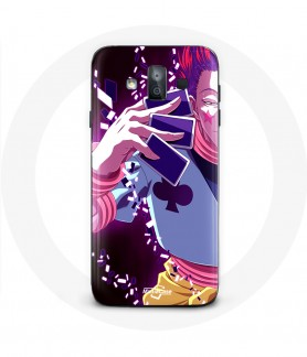 Hisoka Galaxy j7 2018 case...