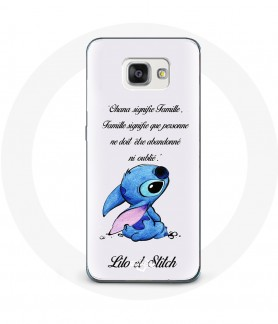 Galaxy A3 2016 Stitch case
